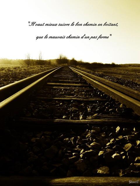 Suivre la voie... -Steve.©-