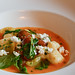 Housemade Potato Gnocchi with Vermont Feta and Heirloom Tomatoes