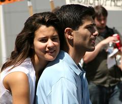 Couple (justtakenpictures) Tags: democraticconvention challengeyouwinner 15challengeswinner herowinner pregamewinner denvercoloradoprotest httpwwwfacebookcomdonwaites