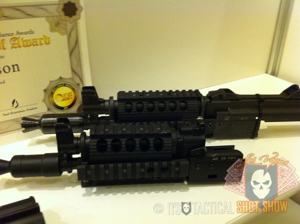 SHOT Show 2012 Day 2 Live Coverage 010