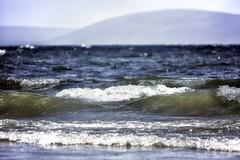 Galway Bay (il chirurgo matto ) Tags: ireland sea galway beach water aperture waves bokeh atlantic connemara hibernia atlanticocean connaught galwaybay 13520 canon13520 5dmarkii 5dmk2 gettyimagesireland gettyimagesabstract gettyimagesgermany gettyimagesdeutschland gettyimagesirelandq12012