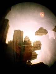 . (ochurchill) Tags: china camera apartment angle wide beijing wideangle pinhole attachment blocks  matchbox