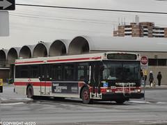 Toronto Transit Commission #7340 (vb5215's Transportation Gallery) Tags: new toronto flyer ttc 1999 transit commission d40lf