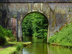 Shropshire union canal (lovestruck.) Tags: uk summer england countryside shropshireunioncanal narrowboats 2011 staffsworcscanal