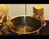 cooking soup 29/366 (Bertus van de Vorstenbosch Photography) Tags: world 2 canon eos big mark small figure 5d minifigure danbo cartboard revoltech danboard wwwbvdvorstenboschnl