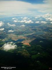 Malaysia 2011 (FOTOON ABDULLAH) Tags: blue sea sky green clouds canon asia earth rivers malaysia waters 550d