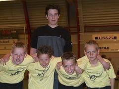 2003 Mini 4. Trainer Thomas Pastink