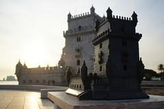 Copia (SantiMB.Photos) Tags: sun castle sol portugal backlight contraluz geotagged miniature dof lisboa belem fortaleza tamron fortress 18200 castillo miniatura prt cruzquebrada gaf500 geo:lat=3869194342 geo:lon=921518907