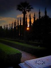 Baha'i Cemetery (+---:: :: :: Paul Aziz :: :: ::---+) Tags: israel bahai haifa bahaullah