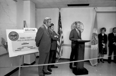 Orange County Supervisors attend opening of County Consumer Affairs office, 1970s (Orange County Archives) Tags: california history government historical southerncalifornia orangecounty countyoforange orangecountyarchives orangecountyhistory countyfacilities