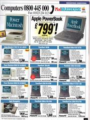 img003 (aaekoxon) Tags: applemac powerpc oldmac vintagemac applemacintosh oldapple perfoma mid1990mac