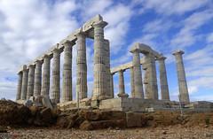 Templo de Poseidón HDR #1 (german_long) Tags: ruins greece grecia ruinas 2012