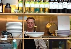 L1007623_v1 (Sigfrid Lundberg) Tags: man lund skne sweden chef portraiture sverige environmentalportrait zm saluhallen kock csonnart1550 zeiss50mmf15csonnarzm lundssaluhall