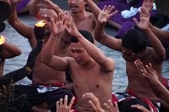 Kecak Dance , Bali (hiroki.N) Tags: bali indonesia dance olympus omd kecak em5