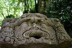 Il Parco dei Mostri di Bomarzo (maresaDOs) Tags: italy parco statue italia viterbo giardino bomarzo mostri parcodeimostri