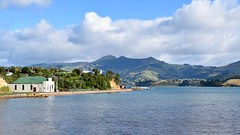 Portobello on the Otago Peninsular