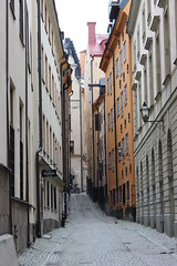 Small Street in Gamla Stan (pegase1972) Tags: street europe sweden stockholm sude