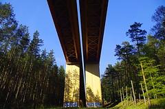 Highways (piotrekoonpl) Tags: bridge architecture landscape flyover gdynia tricity