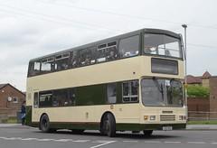 SquarePeg ( Leeds ) Volvo / Alexander L962 MSC (munden.chris) Tags: volvo alexander lothian olympian squarepeg stephensons l962msc
