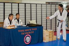 2016 Black Belt Test__DSC4813_2 (allen_cart) Tags: test white black belt tiger ceremony may taekwondo whitetiger blackbelttest 2016