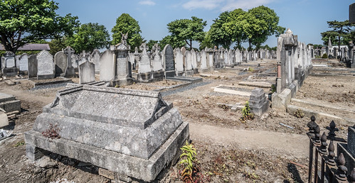 MOUNT JEROME CEMETERY AND CREMATORIUM IN HAROLD'S CROSS [SONY A7RM2 WITH VOIGTLANDER 15mm LENS]-117071