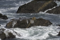 Icing on the Rocks (dcnelson1898) Tags: california northerncalifornia outdoors photography coast nikon highway1 pacificocean