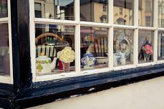 Tea? (Wil Wardle) Tags: china canon photography seaside tea eastbourne shops teapot f28 shopfront windowdressing adobelightroom canonef2470mm 5dmk2 wilwardle ebphoto