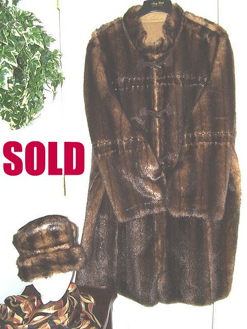 0aa1064dfbbbf6 Reversible Faux Mink  amp  Suede by Terry Lewis (blessu2) Tags  new hat. Chic  Knits Velynda (Bonne Marie) Tags  knitting pattern hand chic knits cardigan  ...