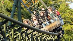 Hansapark - Fluch von Novgorod (www.nbfotos.de) Tags: schleswigholstein achterbahn hansapark freizeitpark herbstzauber sierksdorf fluchvonnovgorod