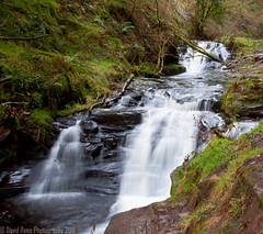 Waterfall, Lower Blaen y Glyn (David_Rees) Tags: wales waterfall nikon breconbeacons 18200mm