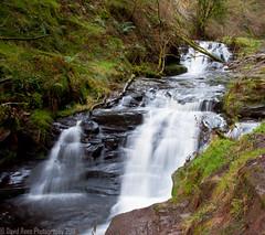 Waterfall, Lower Blaen y Glyn (David_Rees) Tags: wales waterfall nikon breconbeacons 18200mm
