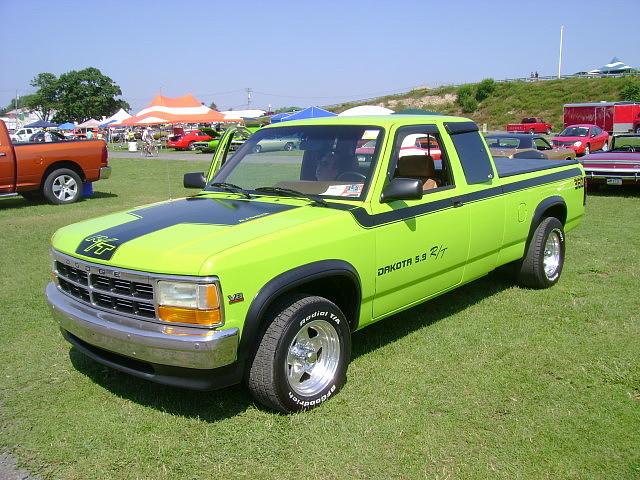 truck pickup 1993 dodge mopar custom carlisle dakota carshow carlislepa carlisleallchryslernationals