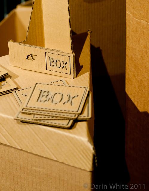 BOX11 artist orientation 140
