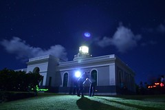 Say Cheeeeese! (James Joseph Llorens) Tags: light sky lighthouse strange night puerto slow puertorico rico shutter colorphotoaward panoramafotogrfico mygearandme mygearandmepremium