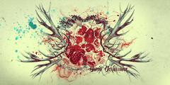 Aneurisma (Daro Desfassaux) Tags: design horns surreal pomegranate granada abstracto diseo cuernos dario asbtract aneurysm aneurisma netmen x9x slave4britney desfassiaux dariox9x