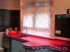 """Cortinas para Cocina, Visillos y Estores con tejidos coloridos y resistentes • <a style=""""font-size:0.8em;"""" href=""""http://www.flickr.com/photos/67662386@N08/6476377751/"""" target=""""_blank"""">View on Flickr</a>"""