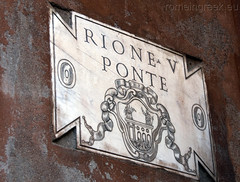 "rione Ponte • <a style=""font-size:0.8em;"" href=""http://www.flickr.com/photos/89679026@N00/6481975535/"" target=""_blank"">View on Flickr</a>"