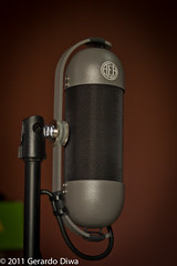 AEA R92 ribbon mic/microphone (soundweavers) Tags: d50 microphones mic ribbonmic studiomic ribbonmicrophones studiomicrophones