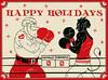 Christmas Card 2011 (corleyms) Tags: santa christmas card kringle krampus 2011