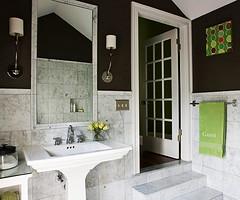 Gorgeous bathrooms (decorology) Tags: vintage bathroom personalspace bathroomtile colorpalette clawfoottub fleamarketstyle decoratingtips countrybathroom modernbathroom decoratinginspiration sereneinteriors