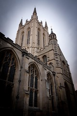 351:365 - St Edmunds Cathedral (phil wood photo) Tags: suffolk cathedral 365 vignetting burystedmunds stedmunds project365 3652011 12172011