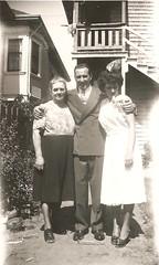 Carrie May Nauman, Howard & Virginia (Stephan) Beyers