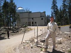 1.80 m VATT (Refractor-Phill) Tags: arizona usa corneille observatory telescope dome astronomy refractorphill