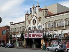San Bernardino California theater (1779a) (DB's travels) Tags: california theater sanbernardino