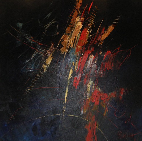 Cutting Edge - Abstract - Painting