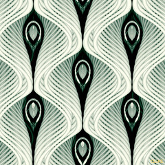 Against The Tide (_Cluke_) Tags: abstract hot art digital drops cool abstractart awesome digitalart artsy stunning fractal ripples fractals minimalism artsyfartsy visualart fractalart avantegarde fractalexplorer cluke