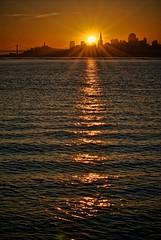 Sunrise San Francisco (tzargregory) Tags: sunrise dawn goldengatebridge sanfranciscoca marinheadlands ggnra fortbaker ggb thecitybythebay sanfrancsicoskyline projectweather