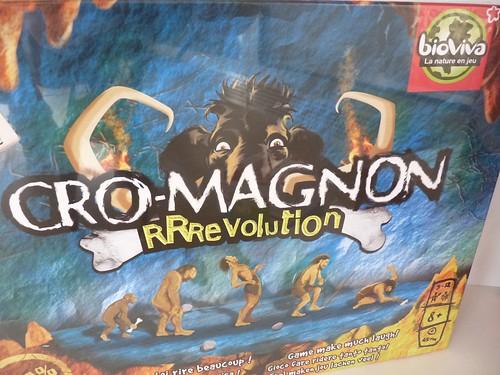 """""""Cro-Magnon Révolution"""" / boutique de SauveTerre Musée de Préhistoire"""