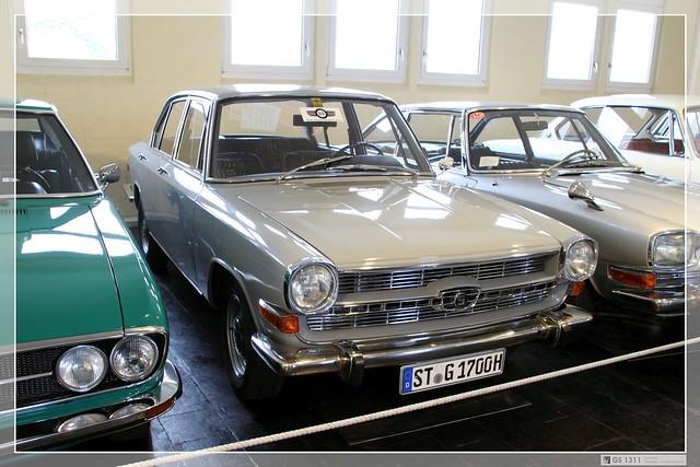 1964 - 1967 Glas 1700 (01)