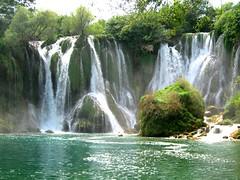 Kravice Falls 2 (tom_2014) Tags: lake river landscape waterfall europe mediterranean mostar bosnia scenic landmark falls herzegovina balkans cascade yugoslavia bosniaherzegovina ljubuski kravice kravicewaterfall kravicefalls